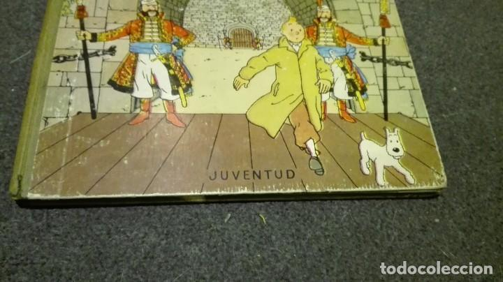 Cómics: 2 cómics de tintin 4 edición 1968 - Foto 5 - 69800465