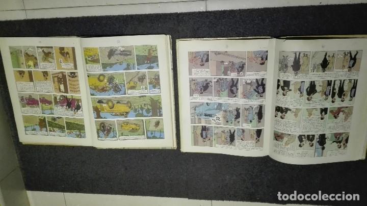 Cómics: 2 cómics de tintin 4 edición 1968 - Foto 10 - 69800465