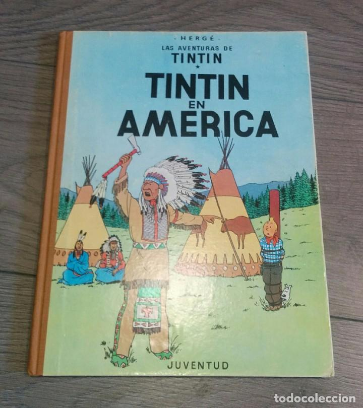 COMICS TINTIN 1ED. (Tebeos y Comics - Juventud - Tintín)