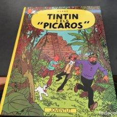 Cómics: TINTIN I ELS PICAROS (JOVENTUT) CATALAN TAPA DURA 1989 (COI24). Lote 71138505