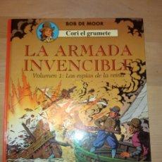 Comics : LA ARMADA INVENCIBLE N°1(BOB DE MOOR). Lote 72281263
