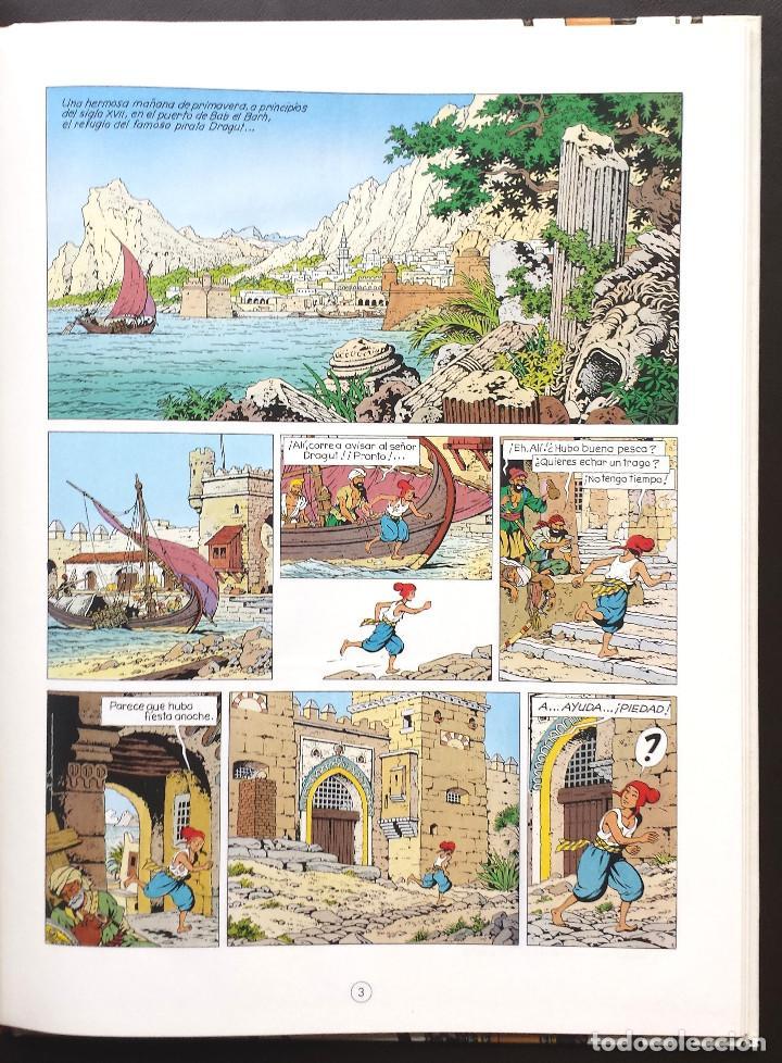 Cómics: CORI EL GRUMETE - DALÍ CAPITÁN - Bob de Moor Ed JUVENTUD 1ª Primera Edición Tapa Dura - Foto 4 - 73475835