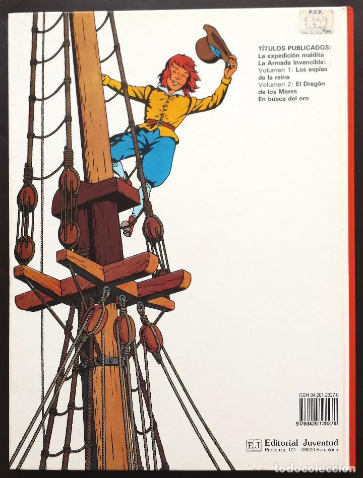 Cómics: CORI EL GRUMETE - DALÍ CAPITÁN - Bob de Moor Ed JUVENTUD 1ª Primera Edición Tapa Dura - Foto 5 - 73475835