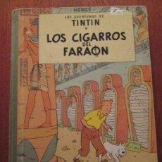 Cómics: LOS CIGARROS DEL FARAON. Lote 73478967