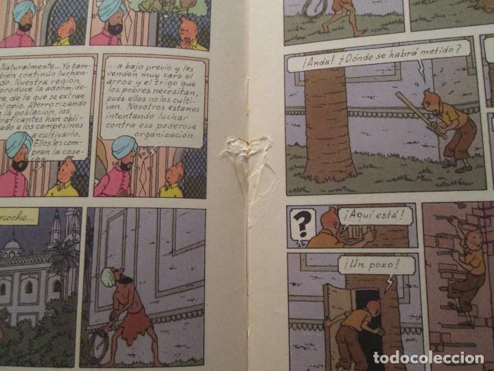 Cómics: los cigarros del faraon - Foto 4 - 73478967