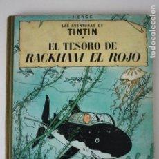 Cómics: EL TESORO DE RACKHAM EL ROJO 2º EDICIÓN.. Lote 73644211