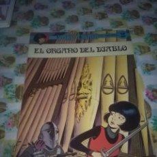 Cómics: EL ORGANO DEL DIABLO. YOKO TSUNO. POR TOGER LELOUP. EST1B. Lote 74534487