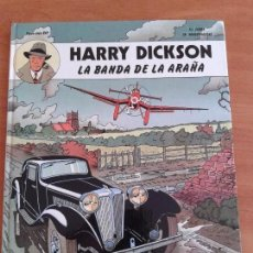 Cómics: HARRY DICKSON LA BANDA DE LA ARAÑA TAPA DURA (ED. JUVENTUD). Lote 74324443