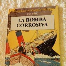 Cómics: LES AVENTURES DEL PROFESSOR PALMERA - LA BOMBA CORROSIVA * CATALA. Lote 75901163