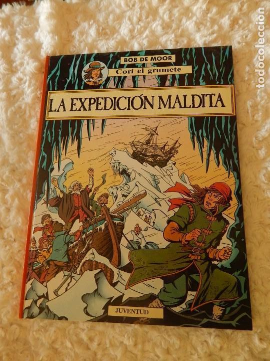 CORI EL GRUMETE- LA EXPEDICION MALDITA (Tebeos y Comics - Juventud - Cori el Grumete)