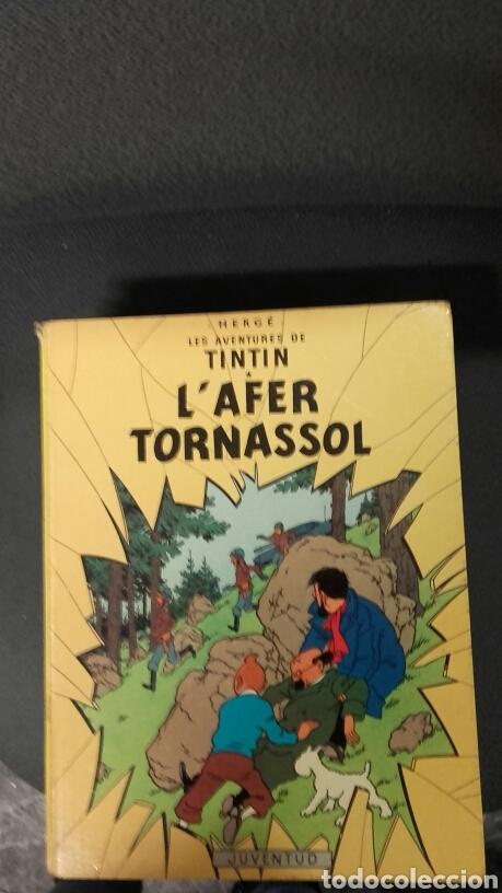 COMIC TINTIN L'AFER TORNASOL (Tebeos y Comics - Juventud - Tintín)