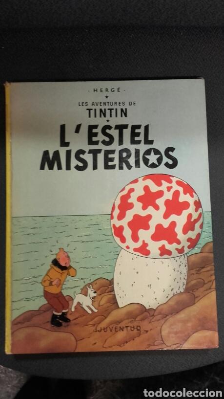 COMIC TINTIN L'ESTEL MISTERIOS (Tebeos y Comics - Juventud - Tintín)