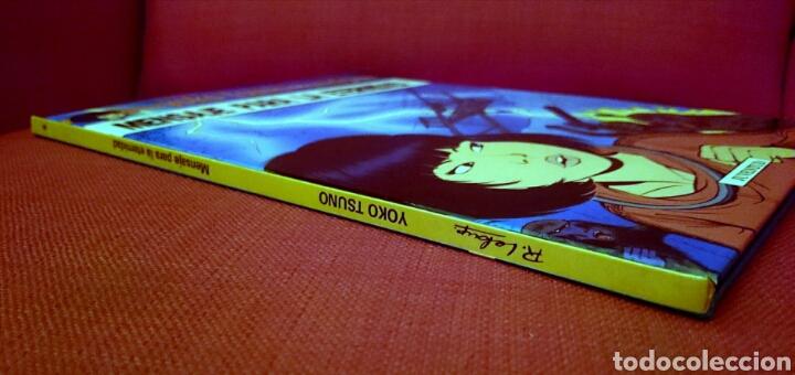 Cómics: YOKO TSUNO- MENSAJE PARA LA ETERNIDAD.1a EDICIÓN. JUVENTUD - Foto 5 - 131293812