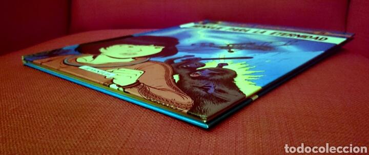 Cómics: YOKO TSUNO- MENSAJE PARA LA ETERNIDAD.1a EDICIÓN. JUVENTUD - Foto 6 - 131293812