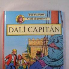 Comics : COMIC. BOB DE MOOR. CORI EL GRUMETE. DALÍ CAPITÁN. JUVENTUD. Lote 79152785