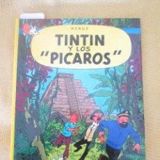 Cómics: TINTÍN Y LOS PÍCAROS (HERGÉ) TAPA DURA - EDITORIAL JUVENTUD 1999. Lote 79559717
