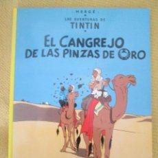 Cómics: TINTIN / EL CANGREJO DE LAS PINZAS DE ORO / HERGE AÑO 2003. Lote 79560713