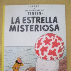 Cómics: TINTIN LA ESTRELLA MISTERIOSA TINTIN HERGE EDITORIAL JUVENTUD 2003 TAPA BLANDA. Lote 79612533