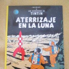 Cómics: TINTIN ATERRIZAJE EN LA LUNA TINTIN HERGE EDITORIAL JUVENTUD 2003 TAPA BLANDA. Lote 79624433