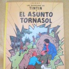 Cómics: TINTIN EL ASUNTO TORNASOL TINTIN HERGE EDITORIAL JUVENTUD 2003 TAPA BLANDA. Lote 79626177