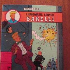 Cómics: BARELLI- BOB DE MOOR. Lote 80750438