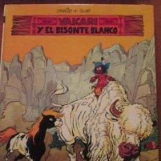 Cómics: YAKARY- Y EL BISONTE BLANCO. Lote 81895900