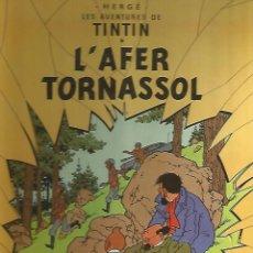 Cómics: HERGÉ - TINTIN - L'AFER TORNASSOL - ED. JOVENTUT - VUITENA EDICIÓ - 1988 - EN CATALÁN. Lote 26266436