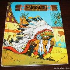 Cómics: YAKARI - DERIB / JOB - ED. JUVENTUD - 1979 - EN CATALÁN. Lote 82872060