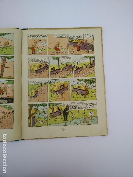 Cómics: TINTIN LA ISLA NEGRA. 1ª EDICIÓN. PRIMERA EDICIÓN EN CASTELLANO - Foto 6 - 83850020