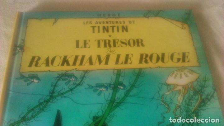 Cómics: Tintin le trésor de Rackham le rouge, Casterman 1973 - Foto 2 - 84538584
