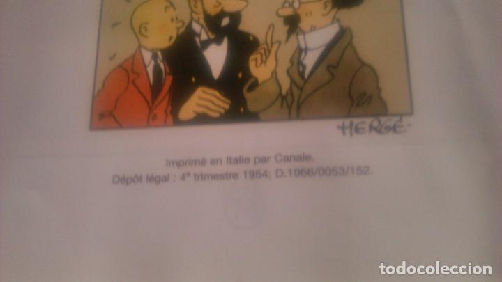 Cómics: Tintin le trésor de Rackham le rouge, Casterman 1973 - Foto 6 - 84538584