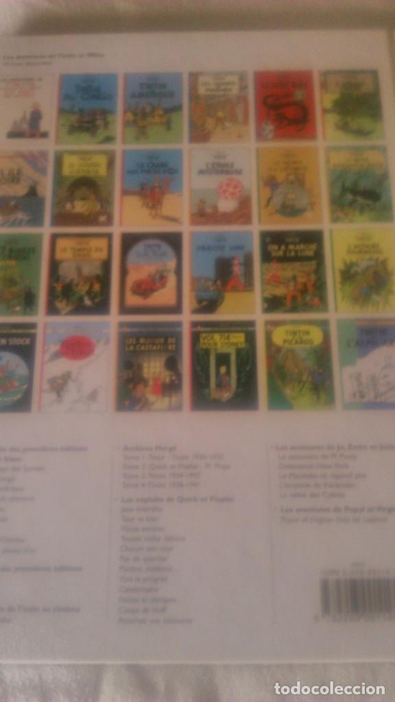 Cómics: Tintin le trésor de Rackham le rouge, Casterman 1973 - Foto 7 - 84538584