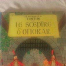 Cómics: TINTIN LE SCEPTRE D'OTTOKAR ,CASTERMAN 1966. Lote 84538976