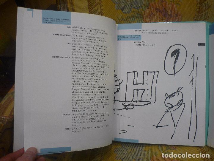 Cómics: TINTÍN Y EL ARTE-ALFA, DE HERGÉ. EDITORIAL JUVENTUD, 1ª EDICIÓN 1.987. - Foto 7 - 84661084
