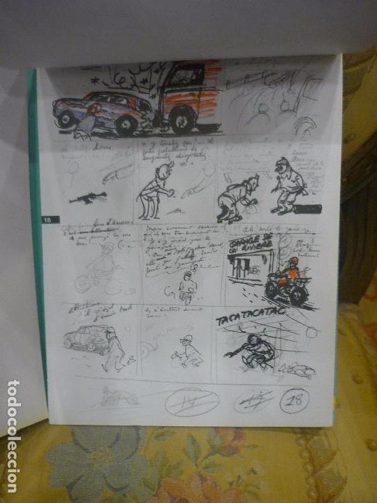 Cómics: TINTÍN Y EL ARTE-ALFA, DE HERGÉ. EDITORIAL JUVENTUD, 1ª EDICIÓN 1.987. - Foto 11 - 84661084