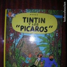Cómics - TINTIN Y LOS PICAROS 8ºED AÑO 1989 - 85294732