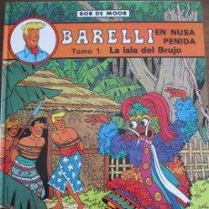 Cómics: BOB DE MOOR-BARELLI. Lote 85748704