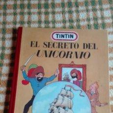 Comics - TINTIN. EL SECRETO DEL UNICORNIO & EL TESORO DE RACKHAM EL ROJO. EDICIÓN DEL MEDALLÓN - 85813496