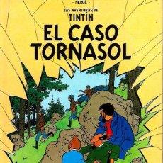 Comics - HERGE - TINTIN - EL CASO TORNASOL - CASTERMAN 2001 - PEQUEÑO FORMATO - RETIRADO DE LA VENTA - 85939384