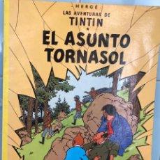 Cómics: LAS AVENTURAS DE TINTÍN - EL ASUNTO TORNASOL - HERGÉ - JUVENTUD - AÑO 1989. Lote 86014432