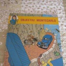 Cómics: LAS AVENTURAS DE JUNUARY JONES - OBJETIVO: MONTECARLO N. 1. Lote 86049624