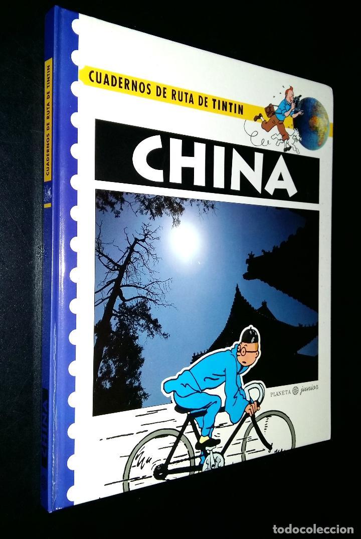 TINTIN / CUADERNOS DE VIAJE DE TINTIN / CHINA / MARTINE NOBLET (Tebeos y Comics - Juventud - Tintín)