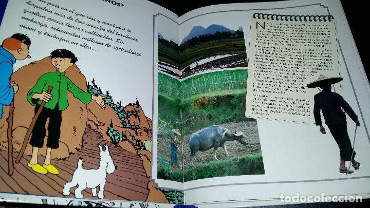 Cómics: Tintin / cuadernos de viaje de tintin / china / martine noblet - Foto 2 - 86209084