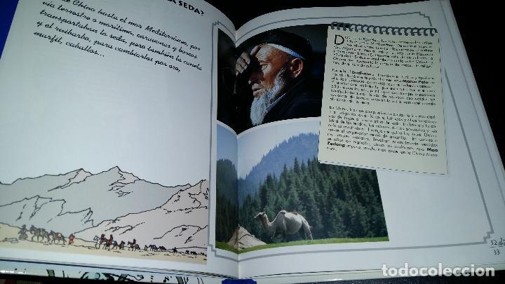 Cómics: Tintin / cuadernos de viaje de tintin / china / martine noblet - Foto 3 - 86209084