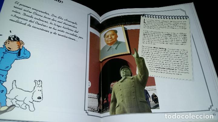 Cómics: Tintin / cuadernos de viaje de tintin / china / martine noblet - Foto 4 - 86209084