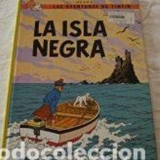 Cómics: LAS AVENTURAS DE TINTIN - LA ISLA NEGRA. Lote 86265532