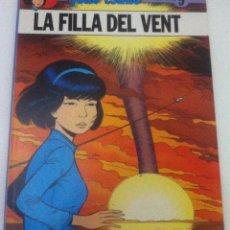Cómics: YOKO TSUNO Nº 9 - LA FILLA DEL VENT - ROGER LELOUP - JOVENTUT - TAPA DURA - CATALÁN. Lote 86360204