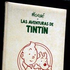 Cómics: LAS AVENTURAS DE TINTIN - TOMO 6 - JUVENTUD - 4 OBRAS - TAPA DURA. Lote 86557420