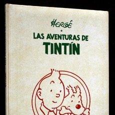 Cómics: LAS AVENTURAS DE TINTIN - TOMO 3 - JUVENTUD - 4 OBRAS - TAPA DURA. Lote 86557668