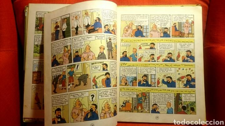 Cómics: TINTIN-LES JOIES DE LA CASTAFIORE-CATALA-REIMPRESIO 1965 - Foto 3 - 102506716